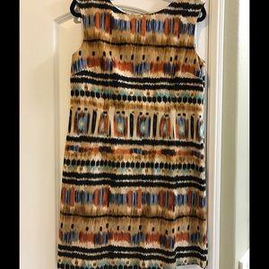 Tahari Woman Dresses & Skirts - Tahari Linen Dress