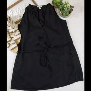 Eileen Fisher Irish Linen Tunic/shirt/dress SZ S