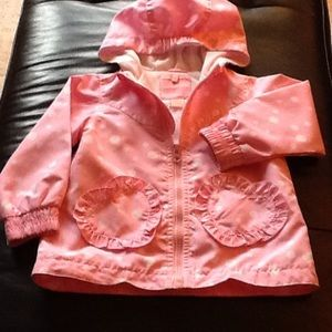 London Fog Other - Precious baby girl jacket