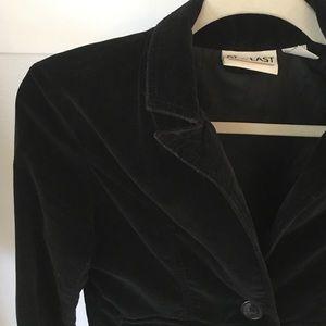 At Last Jackets & Blazers - Black Blazer by At Last