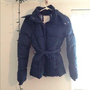 Aeropostale navy jacket