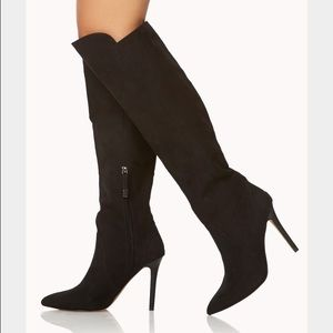Forever 21 Shoes - F21 Knee High Boots