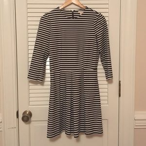 Gap fit and flare dress.  Size 0.