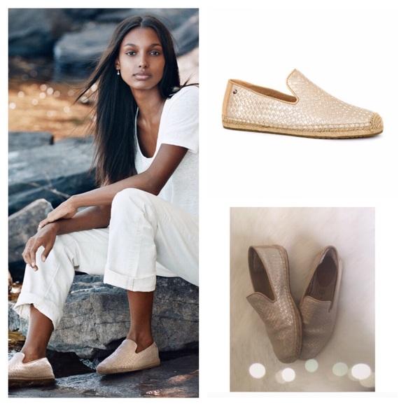 UGG Shoes | Saleugg Sandrine Metallic