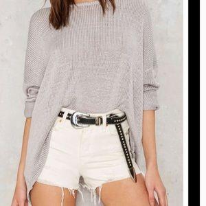 M-102 sierra sweater