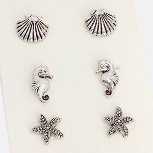 goodchic Jewelry - Adorable Beach Studs