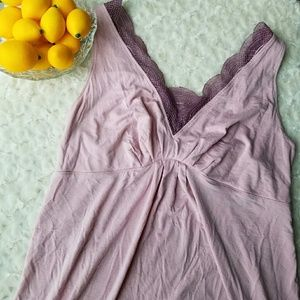 Soma Other - 🍋Soma lace tank in lavender🍋