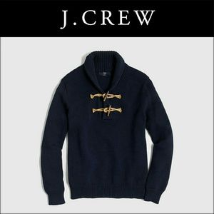 J. Crew Other - J Crew men's toggle sweater cardigan