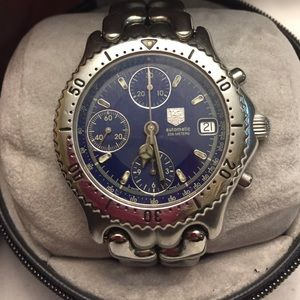 Tag Heuer Other - Men's Tag Heuer chronograph watch