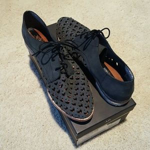 Matt Bernson Shoes - Matt Bernson Gimlet  Leather Lace-Ups