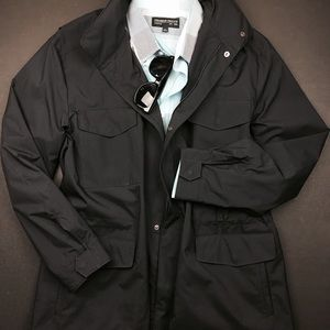 Loro Piana Other - Loro Piana Storm System Rain Coat