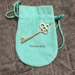 Tiffany & Co. Jewelry - Tiffany & Co. crown key pendant