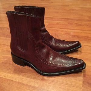 Andrew Mackenzie Other - Andrew Mackenzie Brown Boots Men's SZ 40