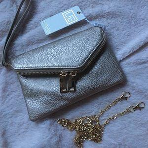 Urban Expressions Handbags - Urban Expressions crossbag/wristband Bag