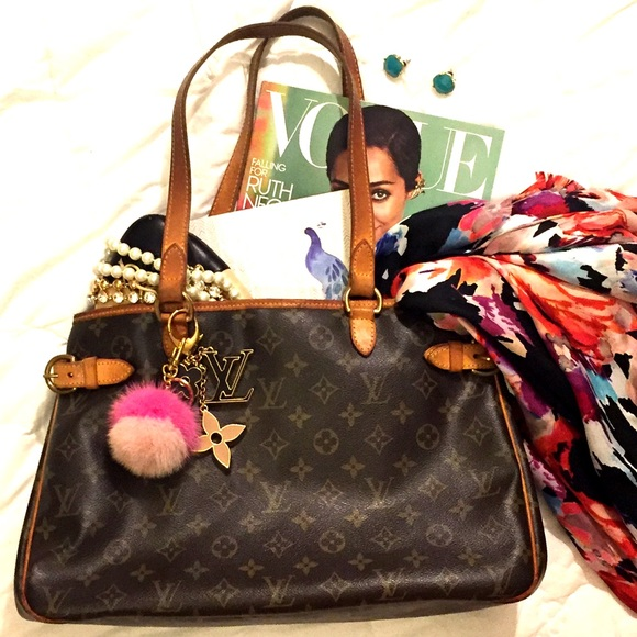 3497d79e4295 Louis Vuitton Handbags - 💯 Authentic Louis Vuitton Batignolles Horizontal