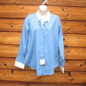 Lauren Ralph Lauren Tops - NEW Lauren Ralph Lauren French Cuff Blouse