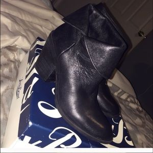 Lucky Brand booties, size8