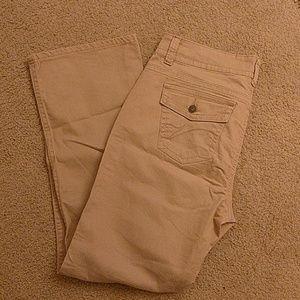 Gloria Vanderbilt Pants - Kacki pants. Brand New