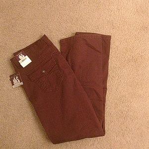 Gloria Vanderbilt Pants - Brand New brown pants