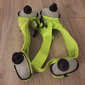 Nike running water belt