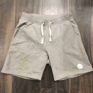 Saturdays Surf NYC Other - SATURDAYS Surf/NYC (Heather Gray) Sweat Shorts