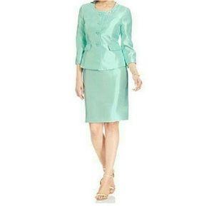 Le Suit Dresses & Skirts - Le Suit The Hamptons Shantung 2pc Set