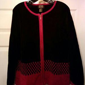 Dries Van Noten Sweaters - ZIP UP SWEATER