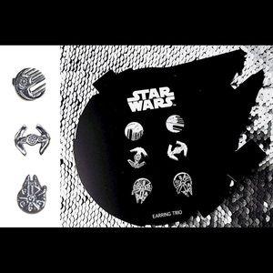 Star Wars: Earring Set