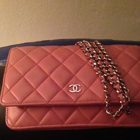 d81f309b7db2 CHANEL Handbags - Rare Chanel lamb WOC flap quilted classic mini