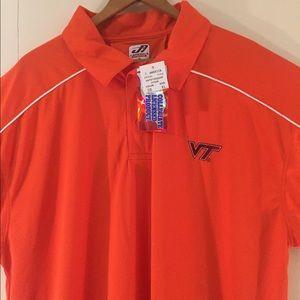 NCAA Other - Virginia Tech Hokies Gameday Polo