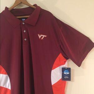 NCAA Other - Virginia Tech Hokies Gameday Polo.