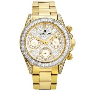 Croton  Other - $750 Croton Australia Crystal Chronograph watch