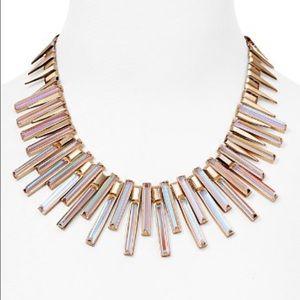 Kendra Scott Kaplan Necklace- Rose gold