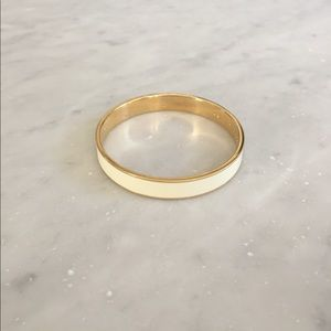 ❤️Host Pick!❤️ Kate Spade bangle creme de la creme