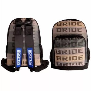 Other - JDM Bride Racing XL Backpack