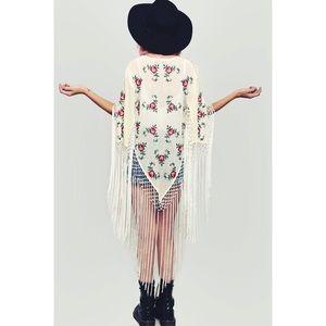 Gypsy Warrior Endless Love Gypsy Kimono Jacket