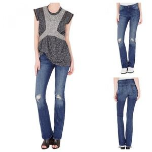 sass & bide Denim - Sass & Bide Colour Craft Jean