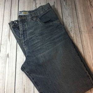 anchor blue  Other - Men's jeans in 32x32 slight distressed look!