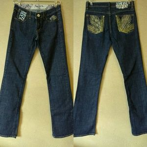 Pepe Jeans Denim - Pepe Rock  boot cut Jeans Size 25