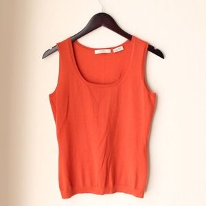 Neiman Marcus Tops - Niemen Marcus Cashmere Collection Tank