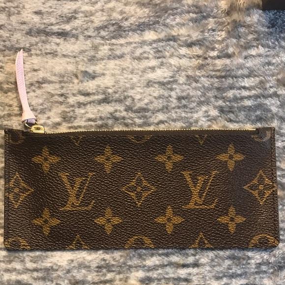 b895475f7e Louis Vuitton Handbags - LV Josephine coin purse Rose Ballerine