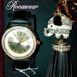 Rocawear Jewelry - 🖤🌹Rocawear🌹🖤 Ladies Watch