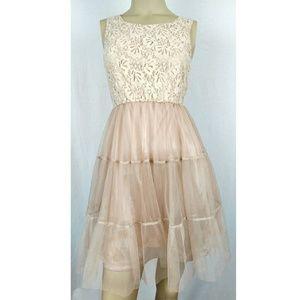 American Rag Dresses & Skirts - AMERICAN RAG TULLE SKIRT DRESS. MEDIUM
