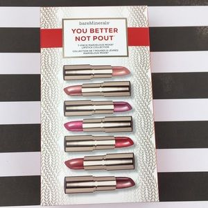 bareMinerals Other - BareMinerals Moxie Lipstick 7 Piece Collection NIB