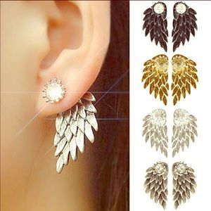 Jewelry - New Earrings (Black)