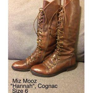 Nordstrom Shoes - Miz Mooz (Nordstrom) Hannah Knee High Riding Boot