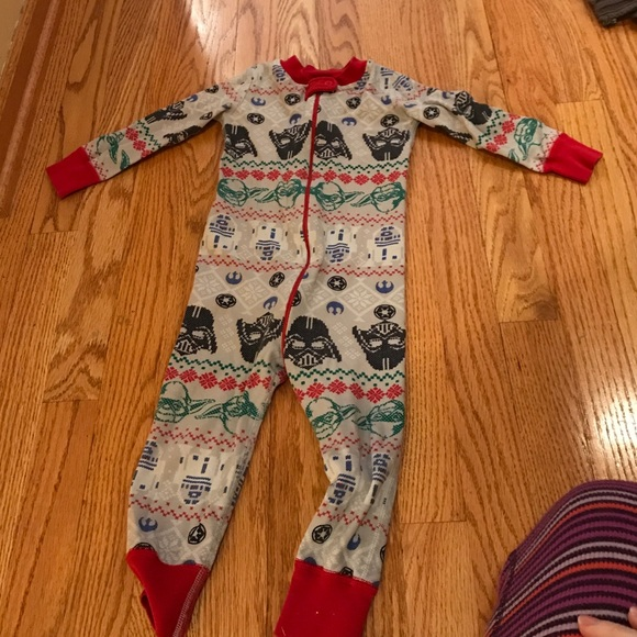 Hanna Andersson Other - Hanna Andersson Star Wars Fair Isle 18-24 M d0c3d5928