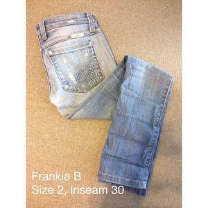 Frankie B.