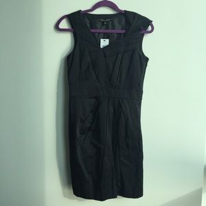NWT- Cynthia Steffe black dress- size 6!