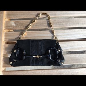 Gucci Handbags - Listing 2: Authentic Gucci suede and python bag